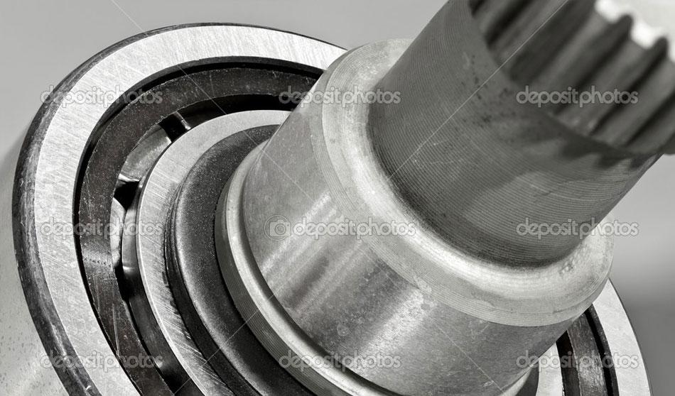 Hydraulic Drive Shafts (Worldwide)