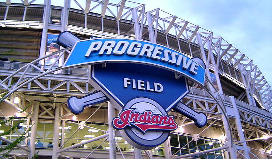 Progressive Field (Cleveland, Ohio USA)