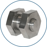 Recessed Nuts & Pins