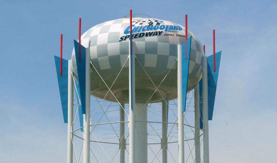 Chicagoland Speedway (Joliet, Illinois USA)